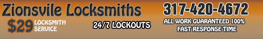 Locksmith Services Zionsville Indiana